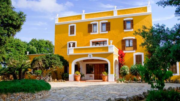 Vista fachada - Sant Ignasi, Ciutadella de Menorca