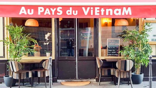 Entrée - Au Pays du Vietnam, Paris
