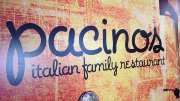 Pacino's Italian Family Restaurant, Flemington