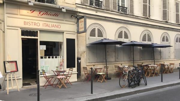 Terrasse - I Ghiotti, Paris