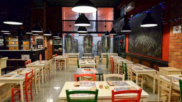 Vista sala - Fermento Brew-Inn Brew-Pub, Penta