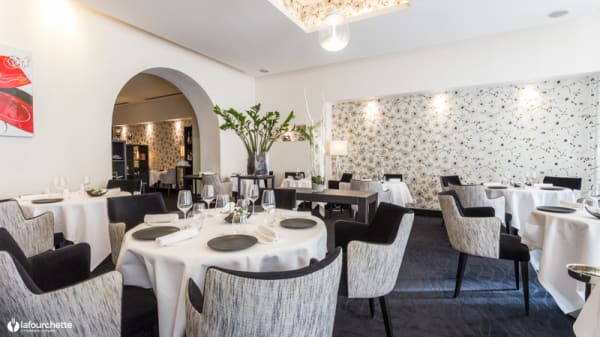 Vue de la salle - Le Gourmet de Sèze - Bernard Mariller, Lyon