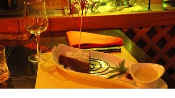 Dessert de la maison - La Cantina Chez Marco, Carouge