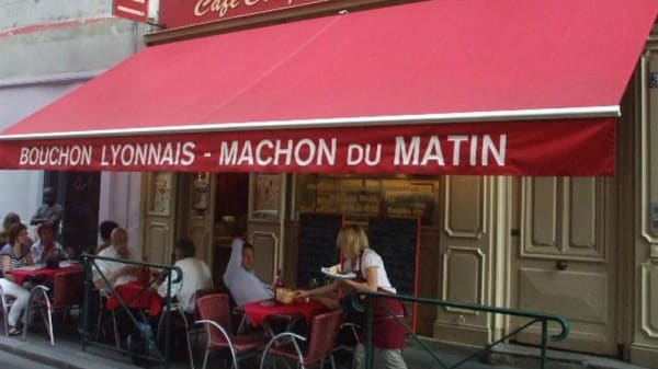 Restaurant - Chez Sylvie, Lyon