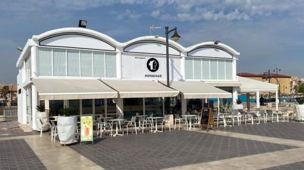 Restaurante Novamar, Valencia