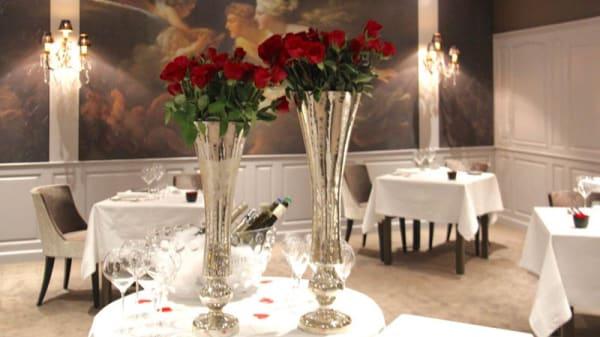 salle - Restaurant Julien Binz, Ammerschwihr