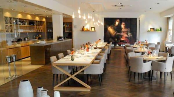 Het restaurant - Restaurant Rembrandt, Amstelveen