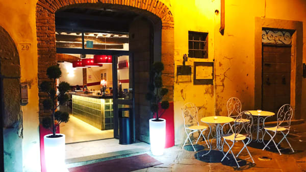 Entrata - Bistrot 31, Arezzo