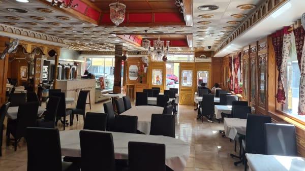 Restaurante Indian 25, Valencia