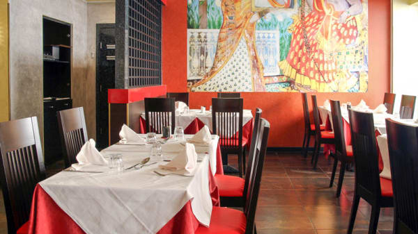 Salone ristorante - Sara Indian Restaurant, Milan