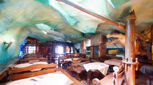 Vista sala - La Cambusa, Malcesine