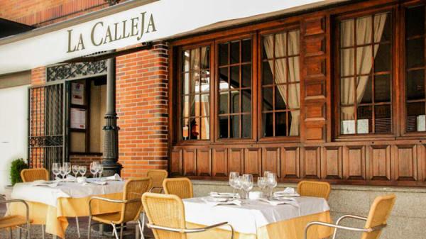 La Calleja11 - La Calleja, Guadarrama