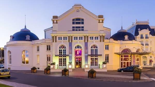 Devanture - Brasserie Le Kaz - Casino de Cabourg, Cabourg