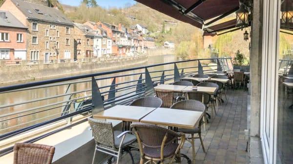Terrasse - Brasserie Ardennaise, La Roche-en-Ardenne