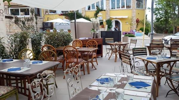 Esterno - Fresco Wine&Food, San Pantaleo