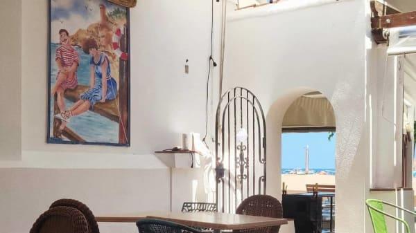 Vista de la sala - Playa Burger and Cocktel, Tossa De Mar