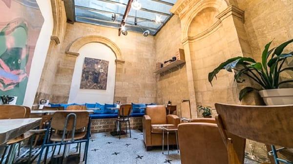 Salle du restaurant - Banana Cafe, Bordeaux