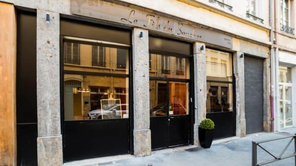 Entrée - Le Fils Du Boucher - Bistrot chic, Lyon