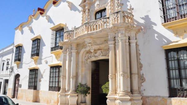 Entrada - Hotel Palacio Marques de la Gomera, Osuna