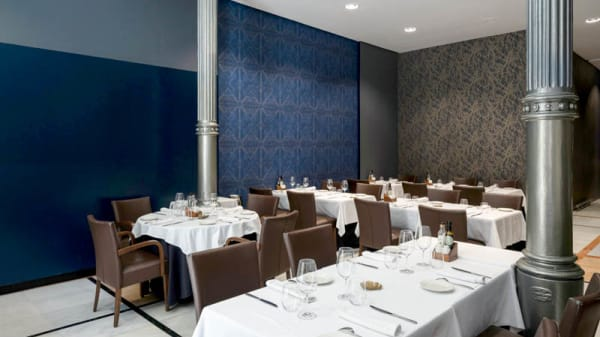 Vista del interior - Contempo by Eboca Restaurant, Barcelona