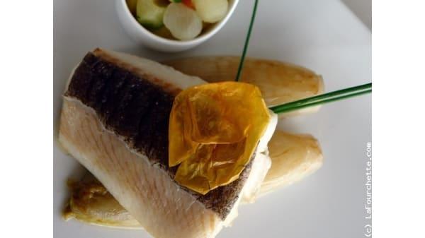 Assiette 2 - Le Clipper, Carnac