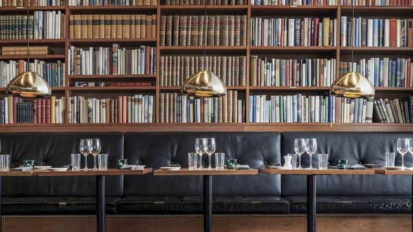tables - Mornington Bar & Restaurang, Stockholm