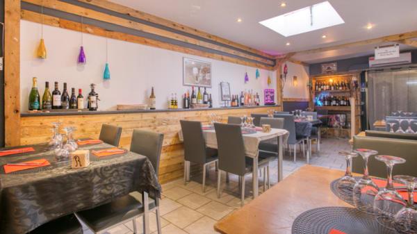 Salle du restaurant - Fleur de Lys, Marcq-en-Barœul