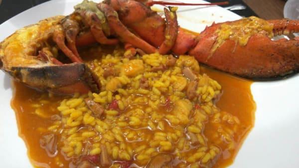 Sugerencia del chef - Atics la Carpa, Lloret De Mar