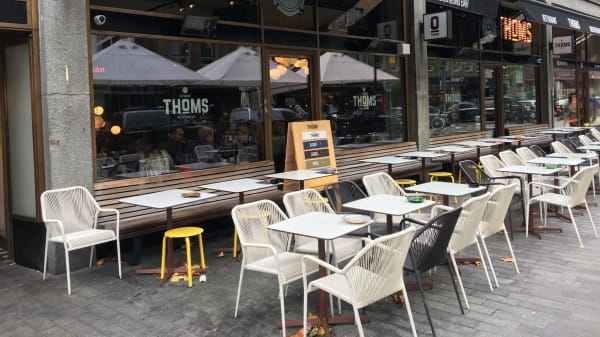 THOMS Restaurant & Underground Bar, Rotterdam
