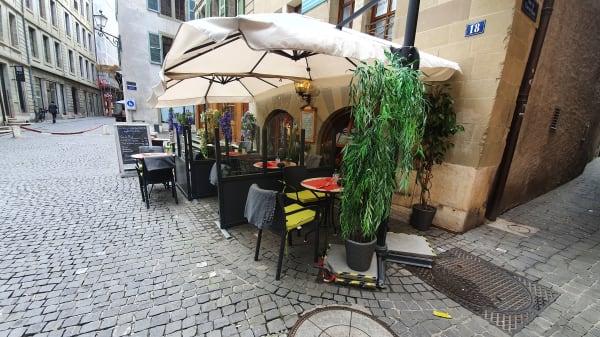 Le Rozzel, Genève