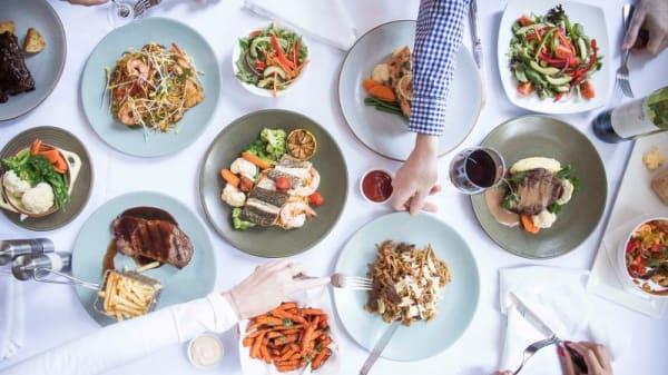 Food - The Playfair Terrace Restaurant, The Rocks (NSW)