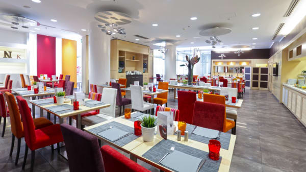 Sala - Ristorante Decanter & Brasserie - Hotel Ramada Plaza Milano, Milano