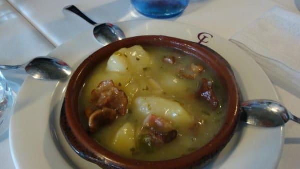Restaurante - Mesón Casa Luis, Hervas