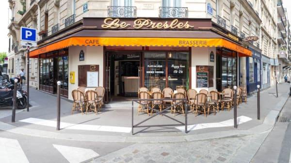 Devanture - Le Presles, Paris