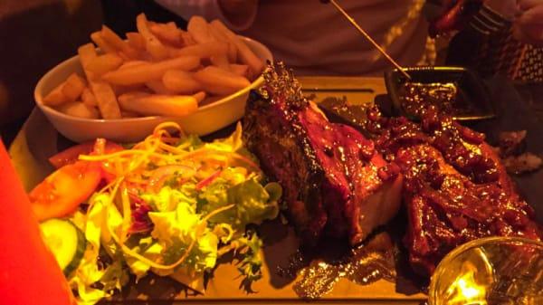 Suggestion de plat - Dakota Restaurant, Toulon