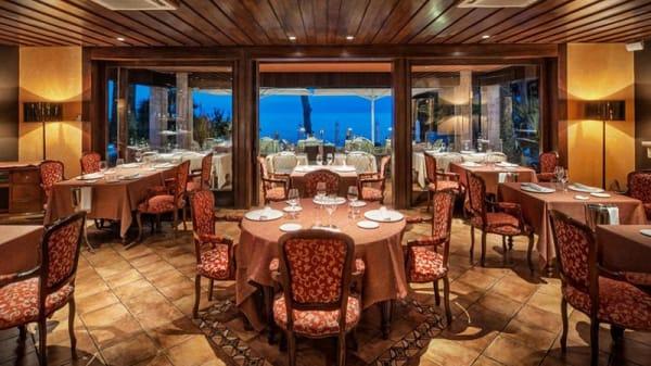 Vista sala - Aurum Restaurant, Platja d'Aro