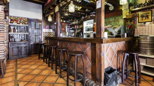 1 - La Taberna de Rafa, Madrid