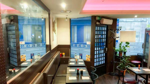 Vue de l'intérieur - Sushi Royal, Paris