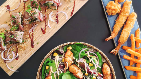 Mat - Deng Sushi og Thai, Søborg