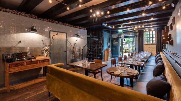 Restaurant - John Dory visrestaurant, Amsterdam