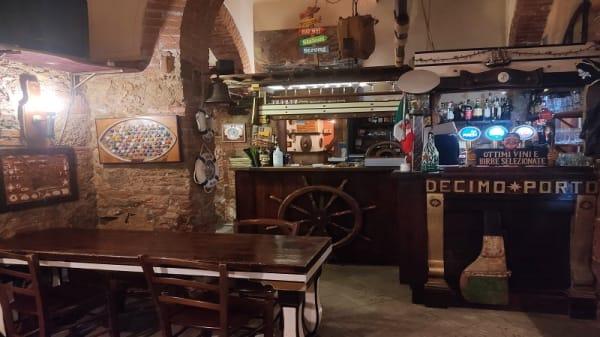 Pizzeria Decimo Porto, Livorno
