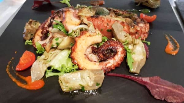 Suggestion du chef - Angolo Italiano, Cannes