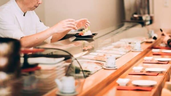 Chef shot - Oyama Japanese Restaurant, Fortitude Valley (QLD)
