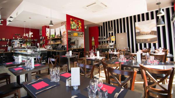 Salle du restaurant - Il Nove, La Garenne-Colombes