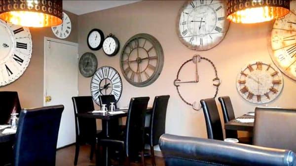 Vue de la salle - L'Horloge, Pontault-Combault
