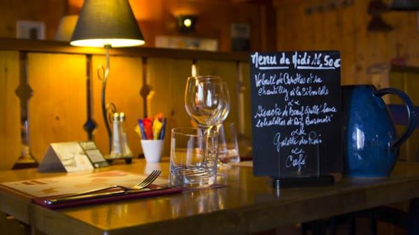 Salle du bas du restaurant - Le Fairway, Villard-de-Lans