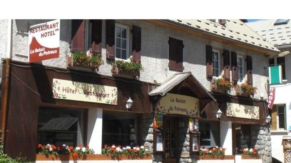Façade - Hôtel Restaurant Le Relais du Pelvoux, Pelvoux