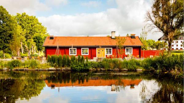 Framsida - Dammstugan, Sigtuna