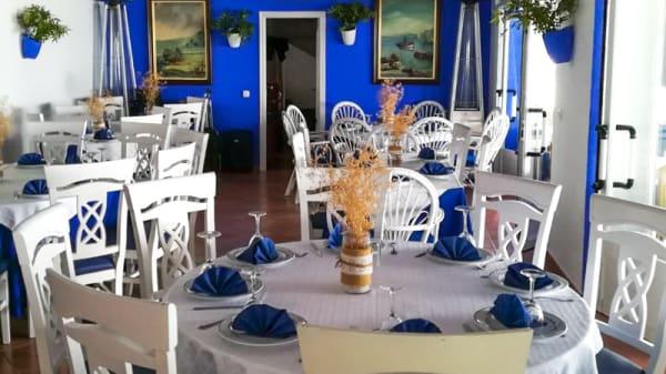 Sala - Calabre Restaurante, Almuñécar