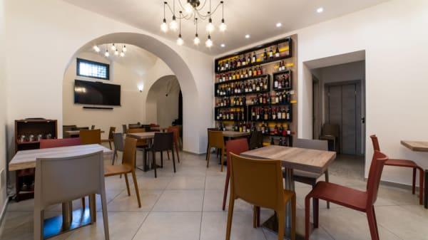 Vista sala - Lumasari cafè&bistrot, Salerno